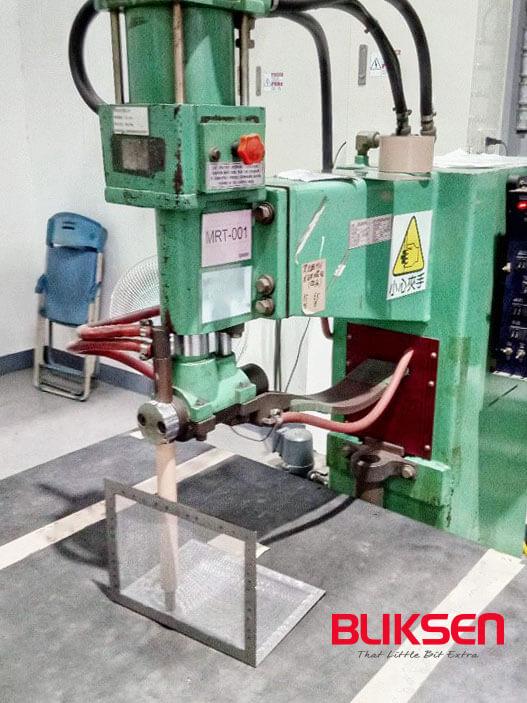 電阻焊接機